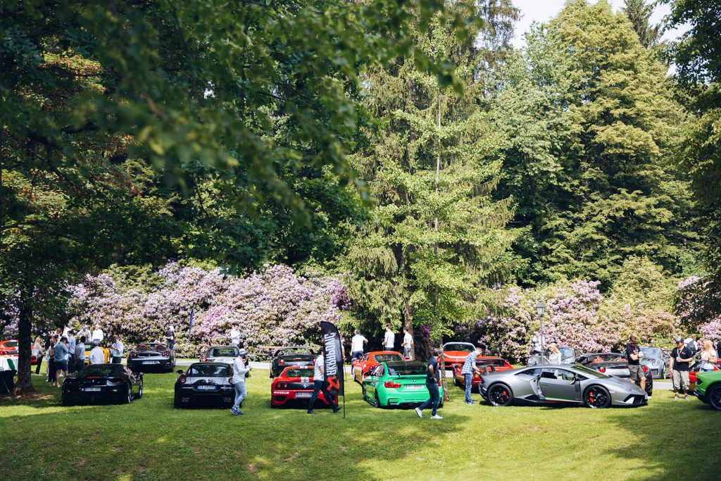 The 3rd edition of Cars & Coffee Slovenia 26.5.2019
